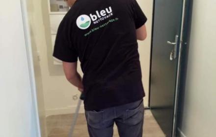 Bienvenue sur le site de votre entreprise Bleu Nettoyage, située à Lyon